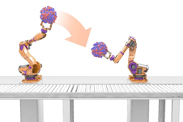 3D medical illustration rendering technical illustration illustrator