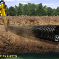 3D technical illustration graphic rendering animation